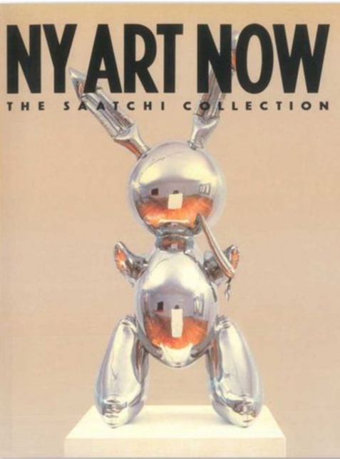 NY Art Now, The Saatchi Collection, Giancarlo Politi Editore, 1987