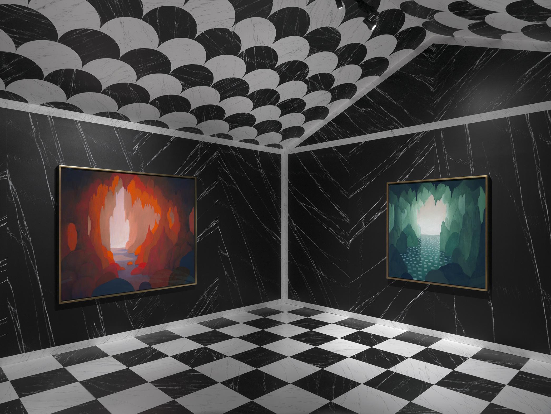 Pastelli, erotismo, nature morte e ambienti immersivi. La grande mostra di Nicolas Party a Lugano