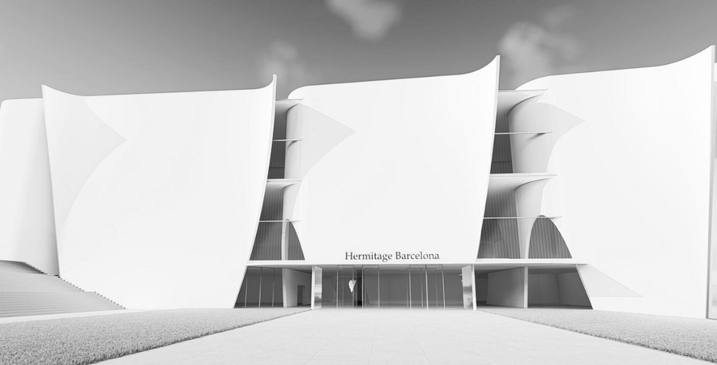 Ermitage superstar. Ecco come sarà la nuova sede del museo russo a Barcellona