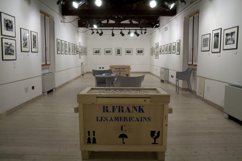 Robert Frank, Les Américains, SI FEST 2007 © Mario Beltrambini