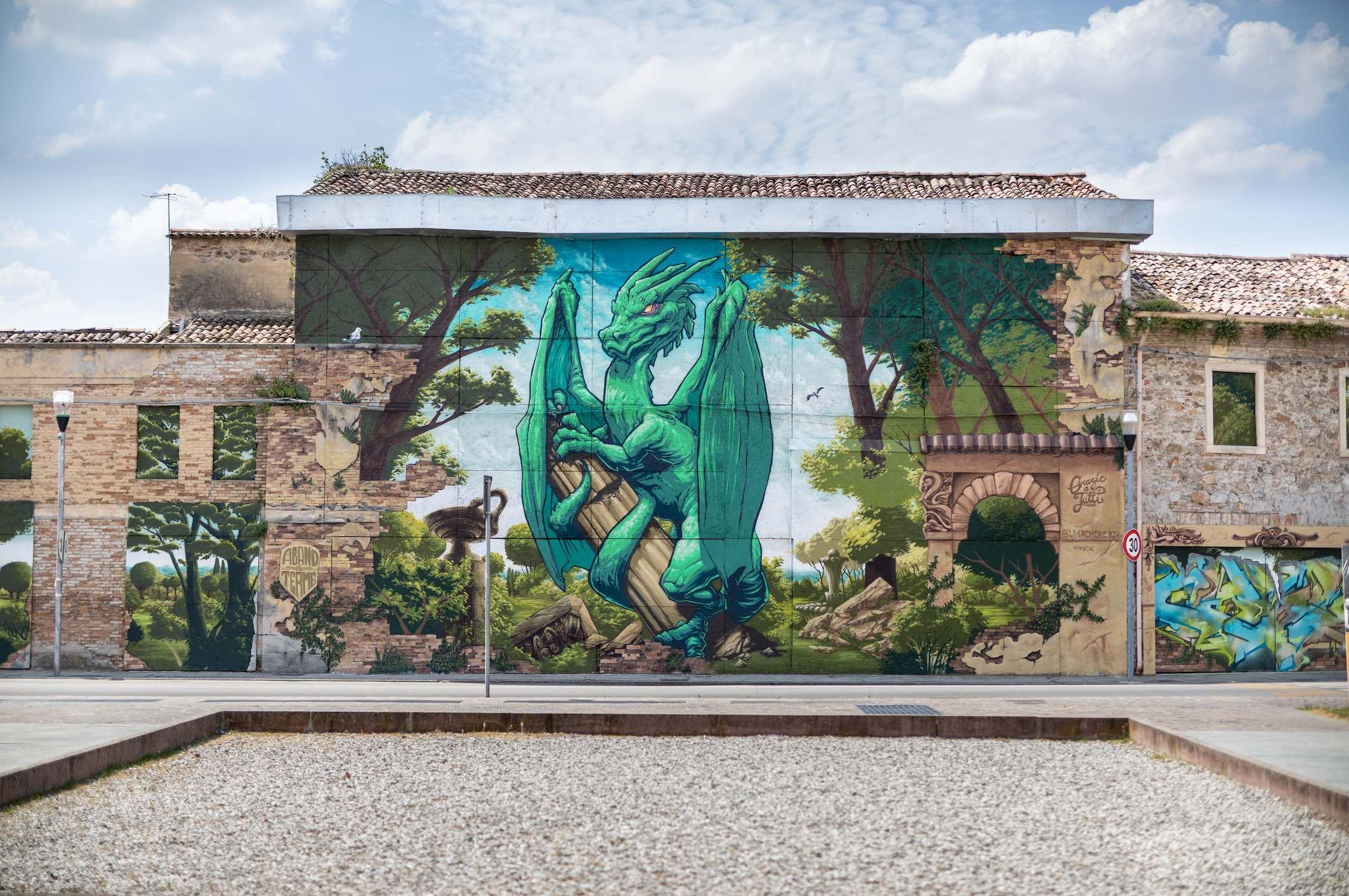 Torna Super Walls, la Biennale di Street Art che colora Padova e la sua provincia