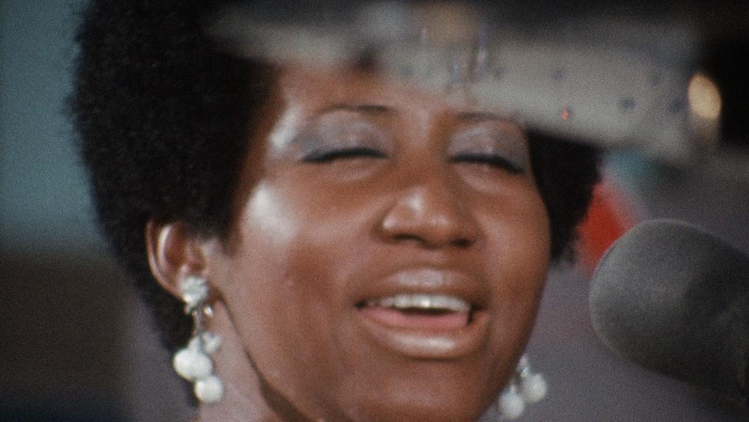 Amazing Grace, al cinema il documentario perduto su Aretha Franklin