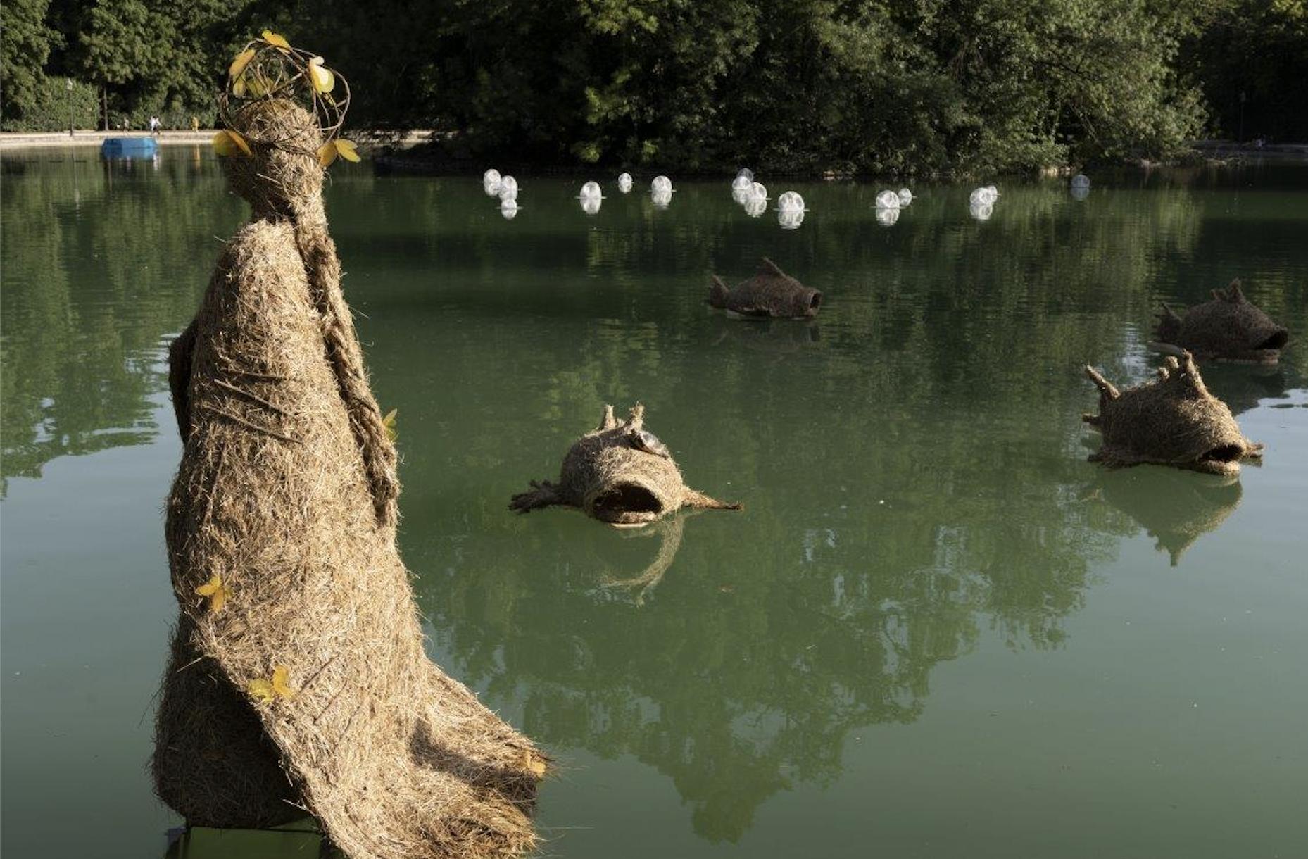 Da Venezia a Parma, otto installazioni di Water art. L'arte per valorizzare l'ambiente