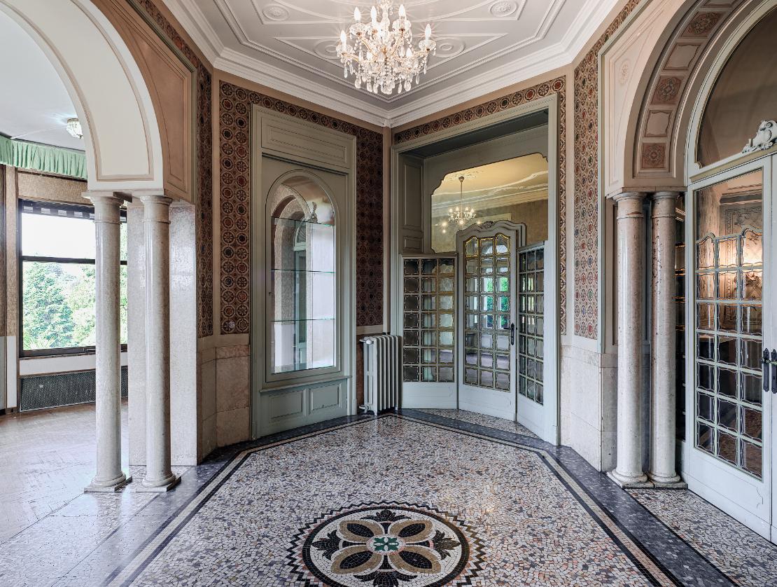 L'incredibile bellezza di Villa Frascoli di Piero Portaluppi sul lago Maggiore finalmente in un libro