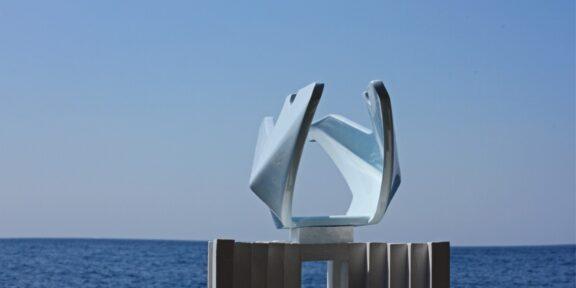 1. AlessandroVizzini, Veloce come luce, 2018. ISLAND. Curated by Montecristo Project. Mediterranean sea, Sardinia. Coutesy the artist and Montecristo project.