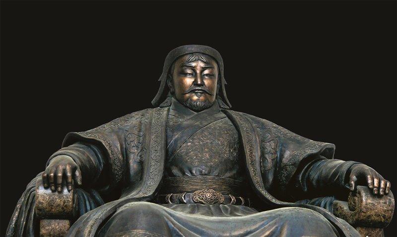 Il sonno eterno di Gengis Khan. Morte, misteri, sepoltura, eredità del Mongolo più grande