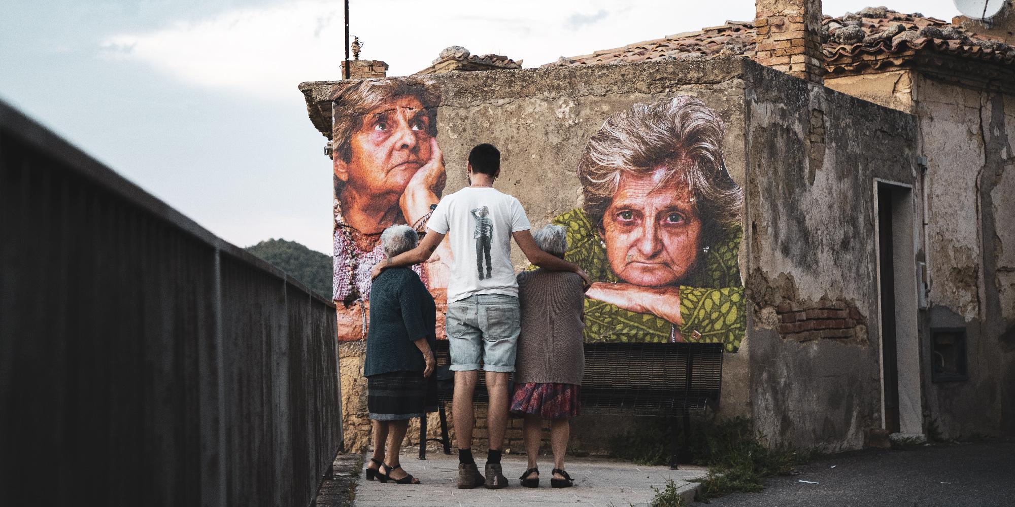 AppARTEngo: coinvolgere la comunità nel processo creativo. Un mega festival di Arte Pubblica in Basilicata
