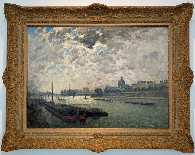 Boggs, Pont St Michel - Pont Saint Nicolas, Paris(1880)