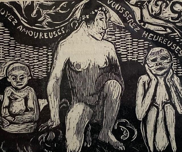 Paul Gauguin, NOA NOA(1894-1924)