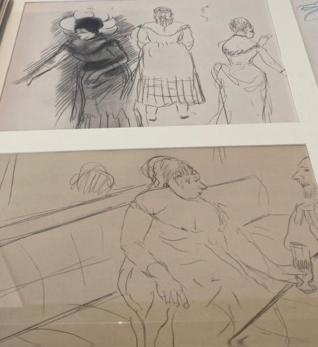 """Degas, uno dei primi impressionisti considerato """"moderno"""""""