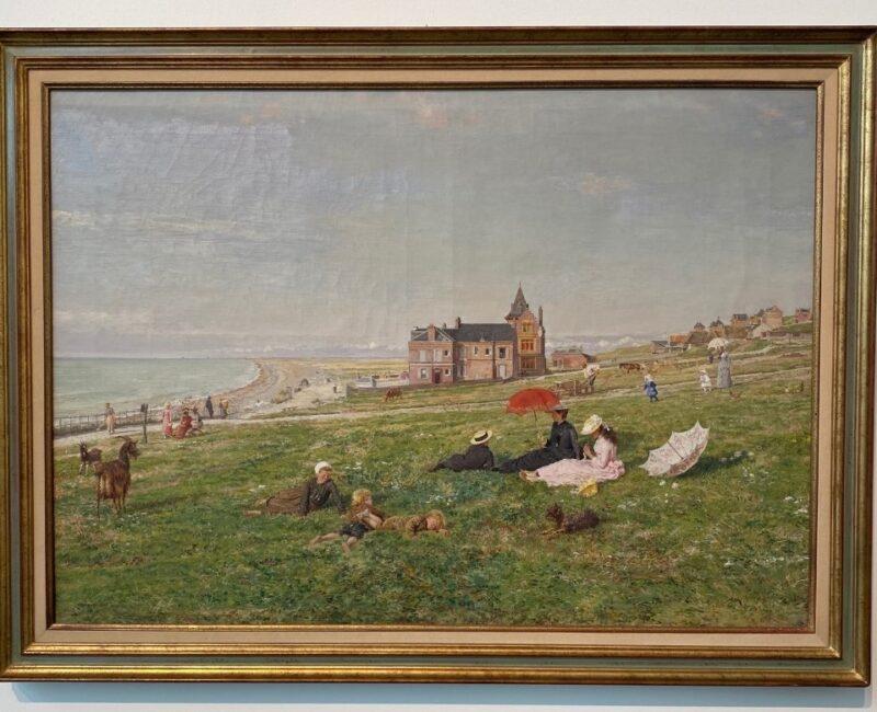 Firmin-Girard, Onival, prairie et villas(1880 circa)