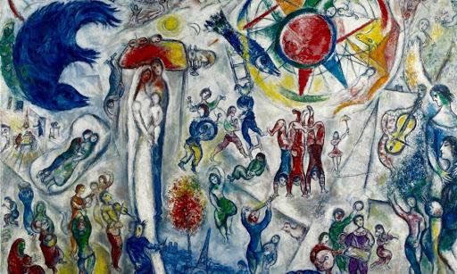 Marc Chagall, La vie