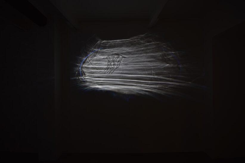 Emanuele Caprioli, Achromatic Projection, 2021. Photo MAP studio