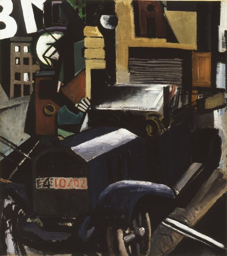Mario Sironi, Il camion