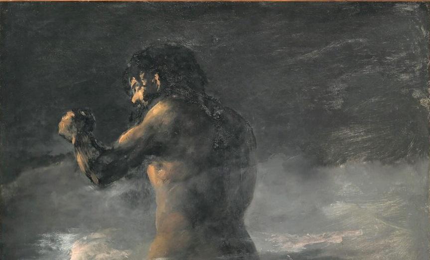 Quindi, è Goya o non è Goya? Il Museo del Prado cambia attribuzione al Colosso