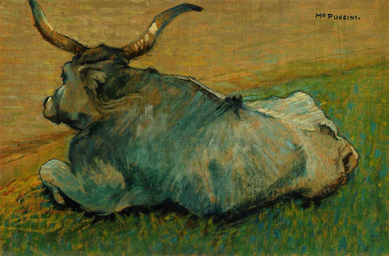 """Mario Puccini, il """"Van Gogh involontario"""". Una mostra gli rende (finalmente) onore, a Livorno"""