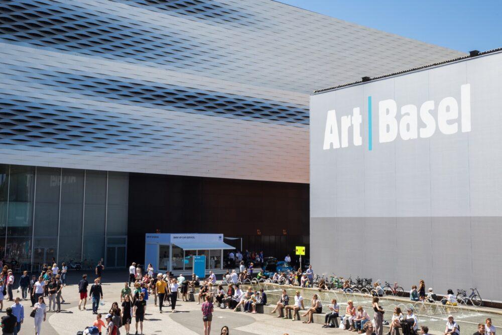 Art Basel in Basel © Art Basel