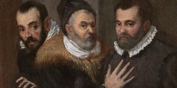 Annibale, Ludovico e Agostino Carracci, scuola Bolognese