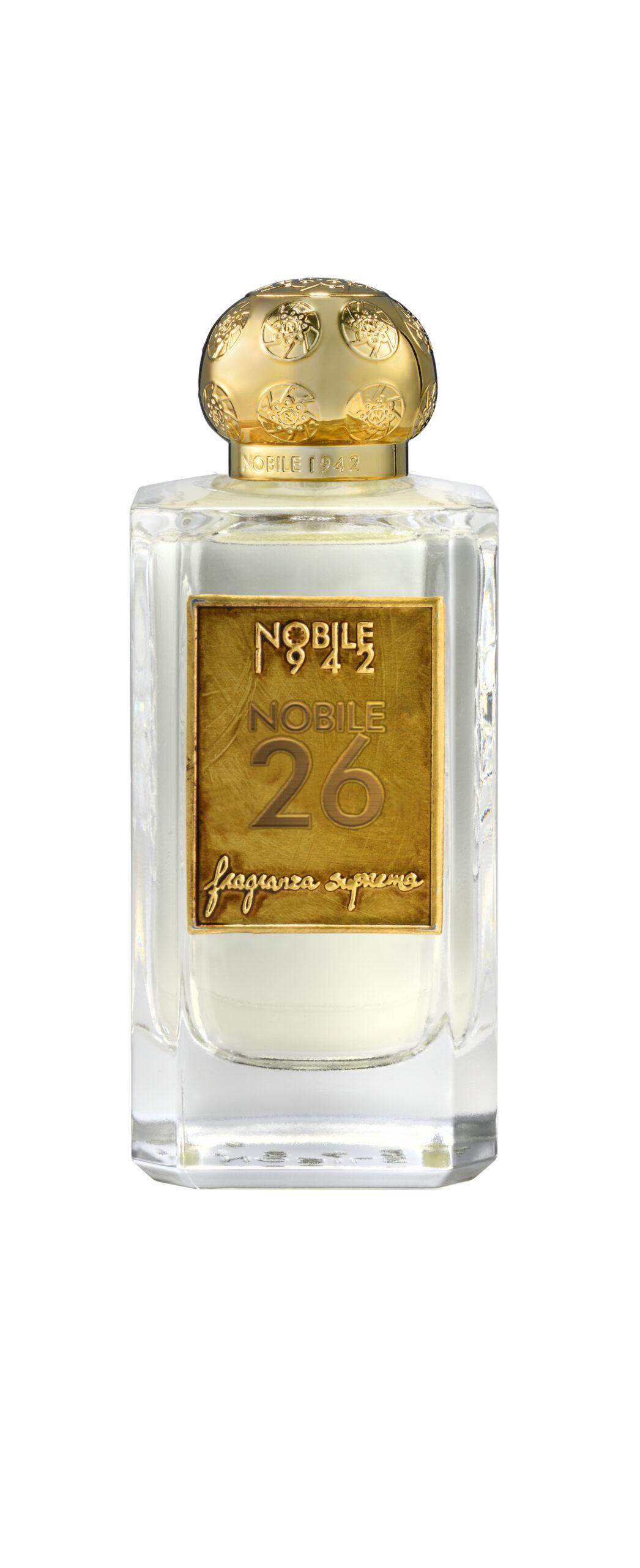 """Nel segno di Carlo di Borbone. Tra profumi e incanto, Nobile 26: il ritratto olfattivo del """"sovrano illuminato"""""""