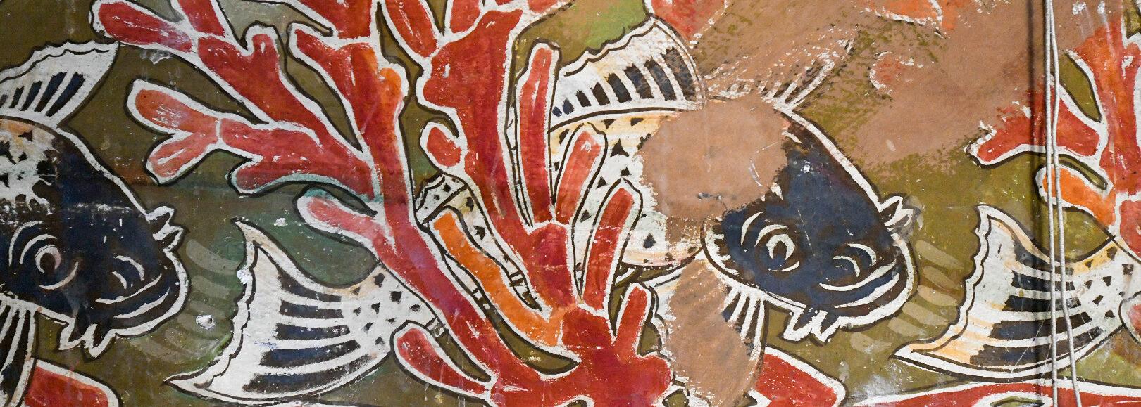 Un ritrovamento inaspettato. Nella Villa Museo Giacomo Puccini spunta uno splendido ciclo di decorazioni a parete