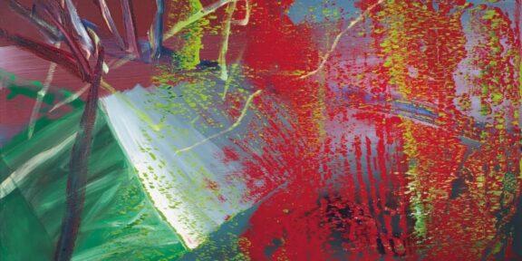 Gerhard Richter (B. 1932), Abstraktes Bild, 1984, Collezione UniCredit