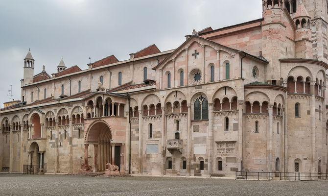 Il Duomo Cattedrale di Modena