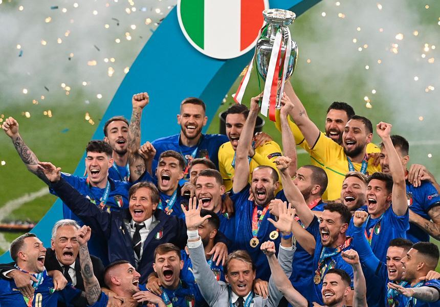 Il Sogno Azzurro della Nazionale a Wembley, in un docu-film su Rai1