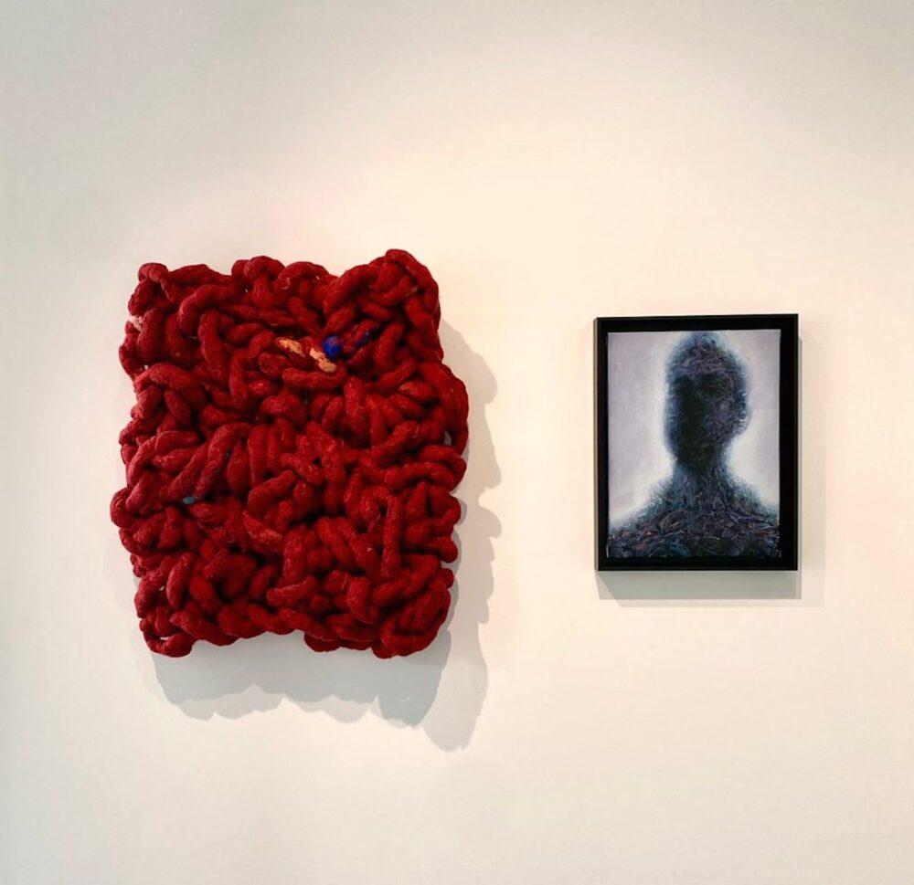 Laura Renna e Claudio Zorzi, Galleria Zamagni, Rimini