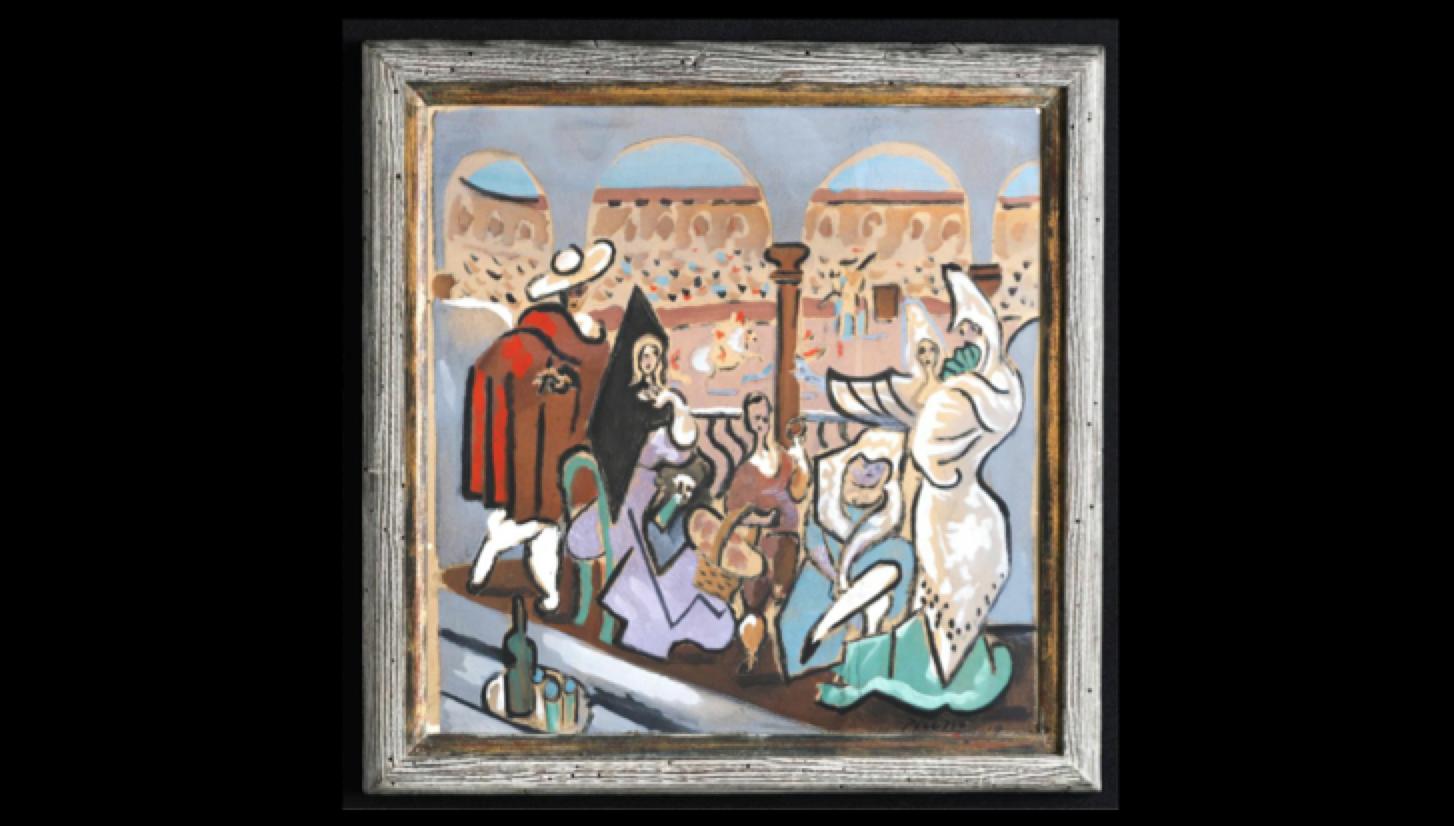 Il Picasso nell'armadio. Trovato dopo 50 anni, venduto per 150mila dollari
