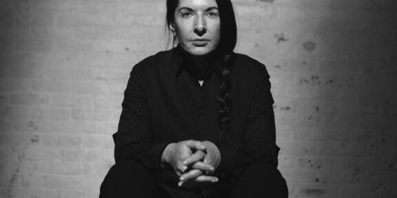 Marina Abramovic (fotography by Dusan Reljin, 2018)