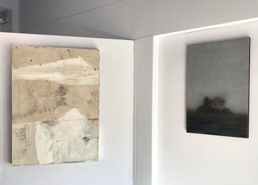 Mauro Pipani ed Edoardo Cialfi, Galleria Zamagni, Rimini