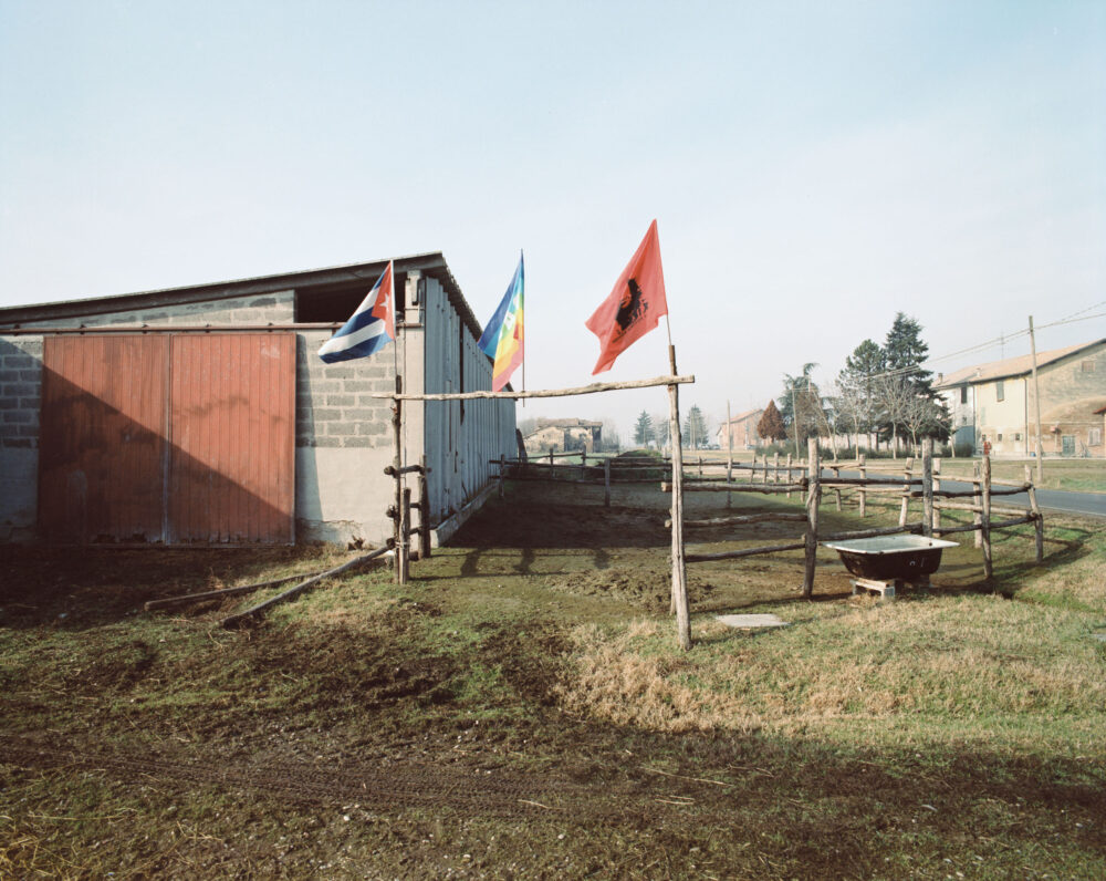 Paolo Simonazzi, La casa di Lenin