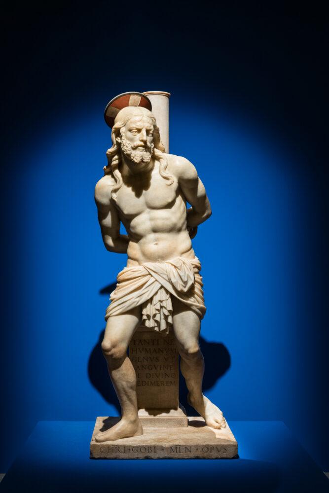 Il Corpo e l'Anima, da Donatello a Michelangelo, Castello Sforzesco, Milano, foto Gianluca Di Ioia