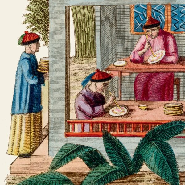 Tutto il necessario per lavorare la porcellana - La Chine en miniature, Franco Maria Ricci