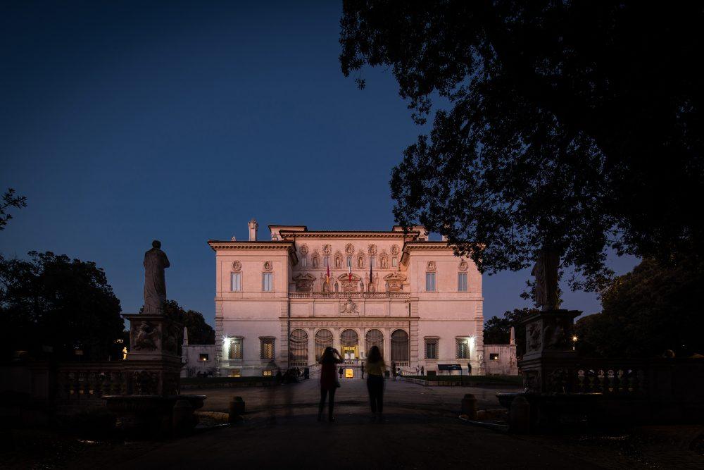 Una magica Notte dei Musei alla Galleria Borghese