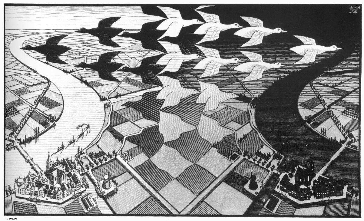 Prospettive vertiginose e strutture impossibili. La più grande mostra su Escher in arrivo a Genova