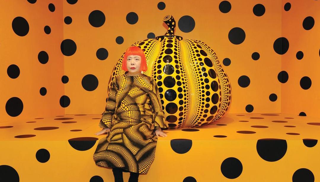 Yayoi Kusama. La storia di un'ossessione divenuta arte