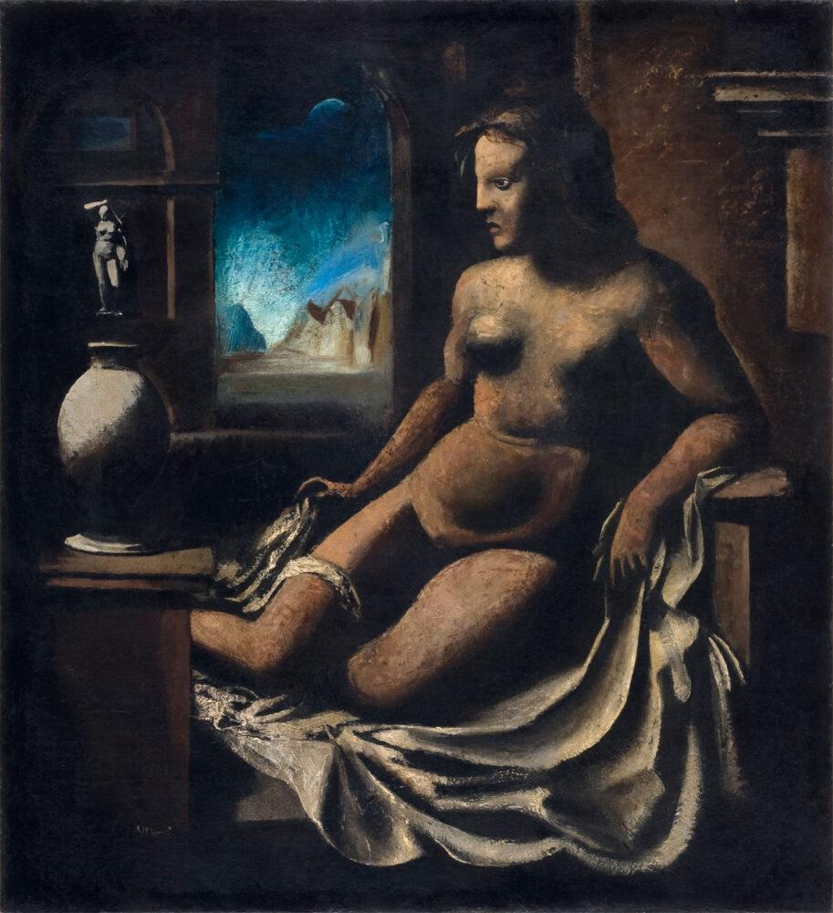 Mario Sironi, Pandora