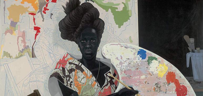 Il potere dell'immagine secondo Kerry J. Marshall. Presenza e assenza della figura nera nella storia dell'arte