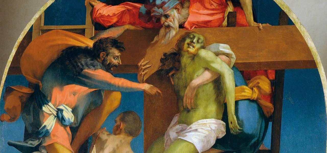 L'incredibile restauro della Deposizione di Rosso Fiorentino: uno dei cantieri più importanti d'Italia, a Volterra