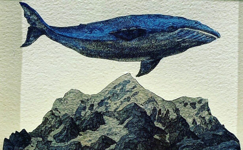 L'Abisso e la Vetta sono la stessa cosa. Submariner: il viaggio metafisico di Vanni Cuoghi a Milano