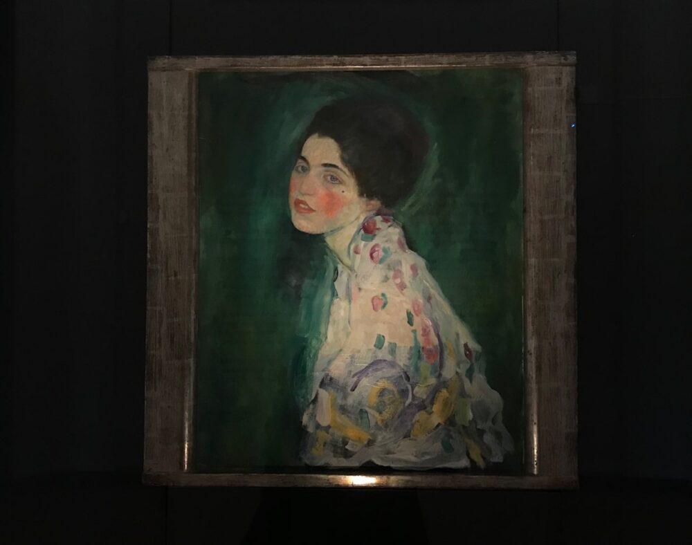 Ritratto di Signora, Gustav Klimt, 1916-1917