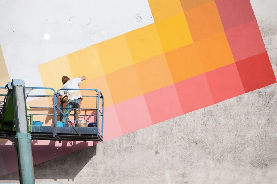 A settembre la Biennale del Muro Dipinto di Dozza: un borgo medievale impregnato d'arte