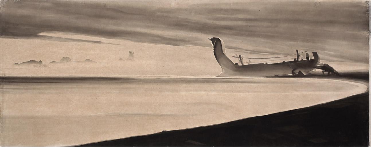 Al di là del mare: una grande mostra antologica dedicata a Duilio Cambellotti, a Terracina