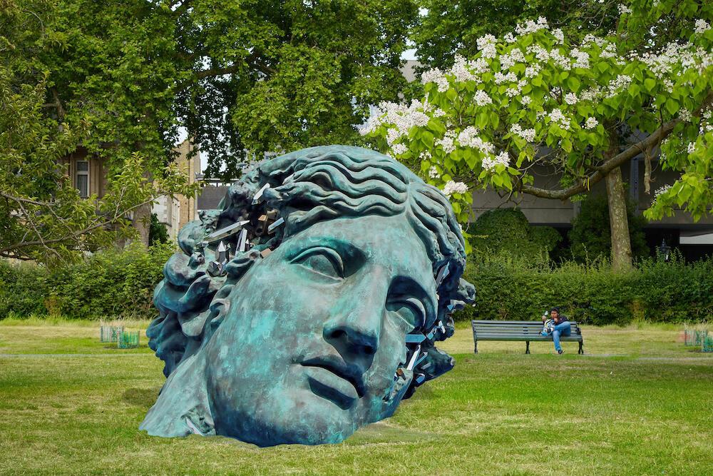 Londra. Tutte le opere di Frieze Sculpture Park 2021, l'evento più amato dell'autunno