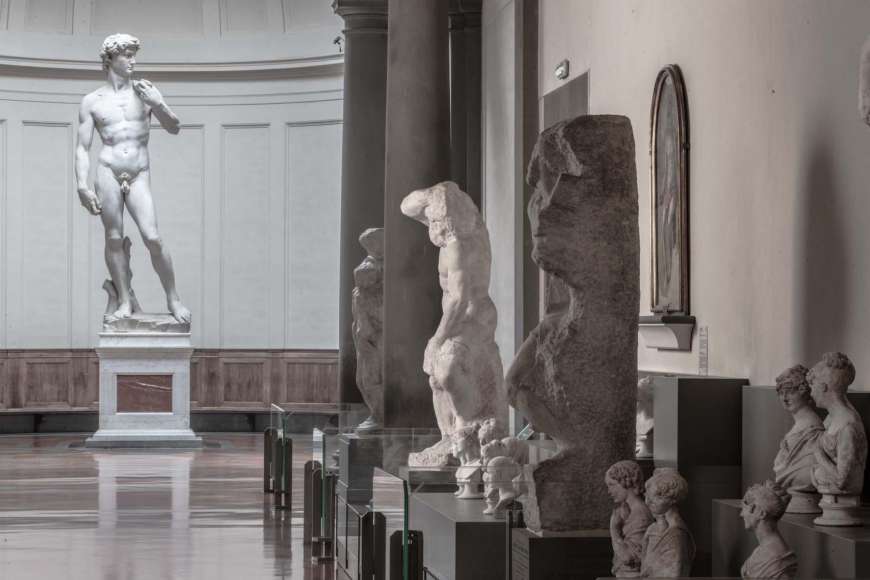 Ricci ad Arte: il contest social della Galleria dell'Accademia di Firenze