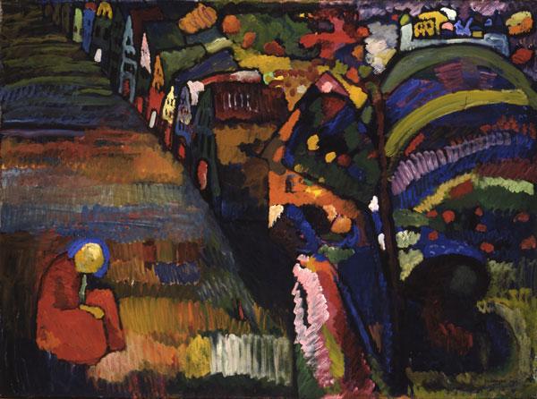 Lo Stedelijk rinuncia al suo Kandinsky: verrà restituito agli eredi del legittimo proprietario