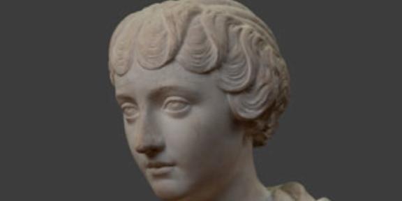 Lorenzo Bartolini, Faustina Minor, Galleria dell'Accademia, Firenze