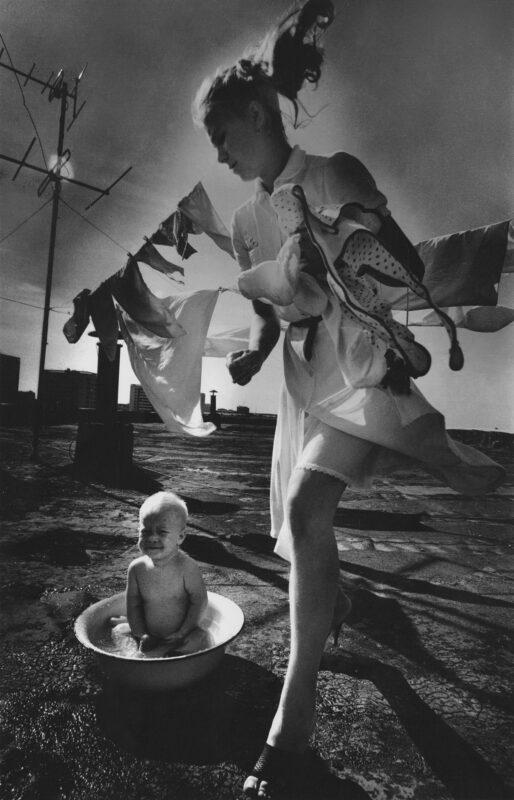 Maternità, 1980 ca