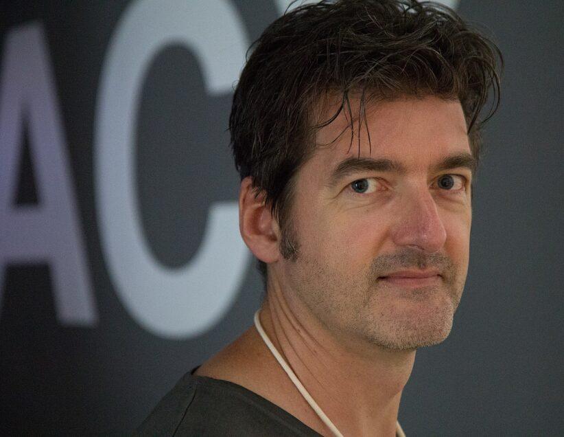 Oliver Ressler (foto Olaf Kosinsky)